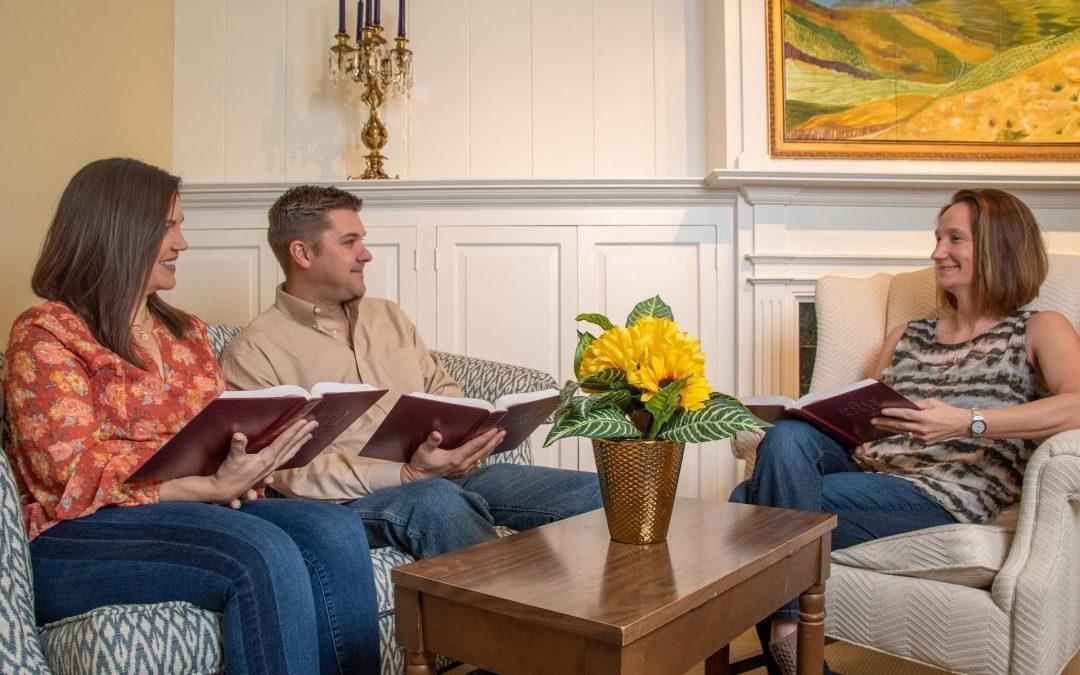 Elder Discipleship Connect Group