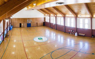 Wood Fellowship Hall (The Gym)