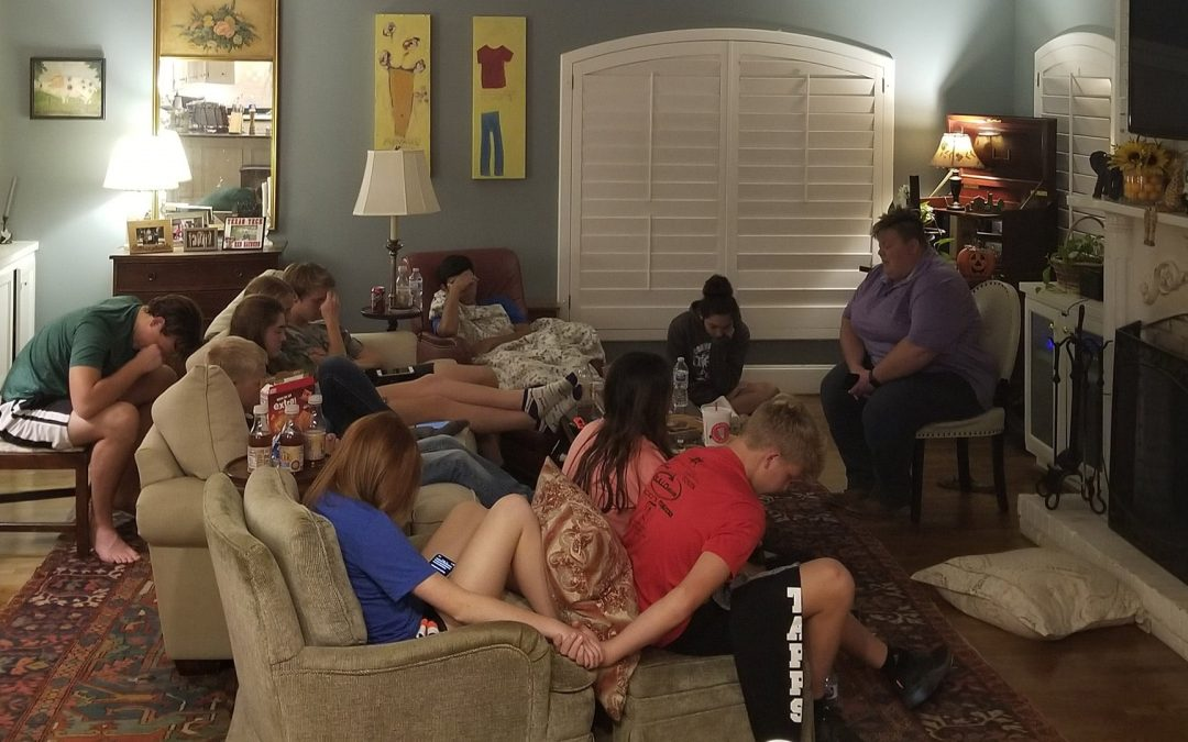 Wednesday Youth Bible Study