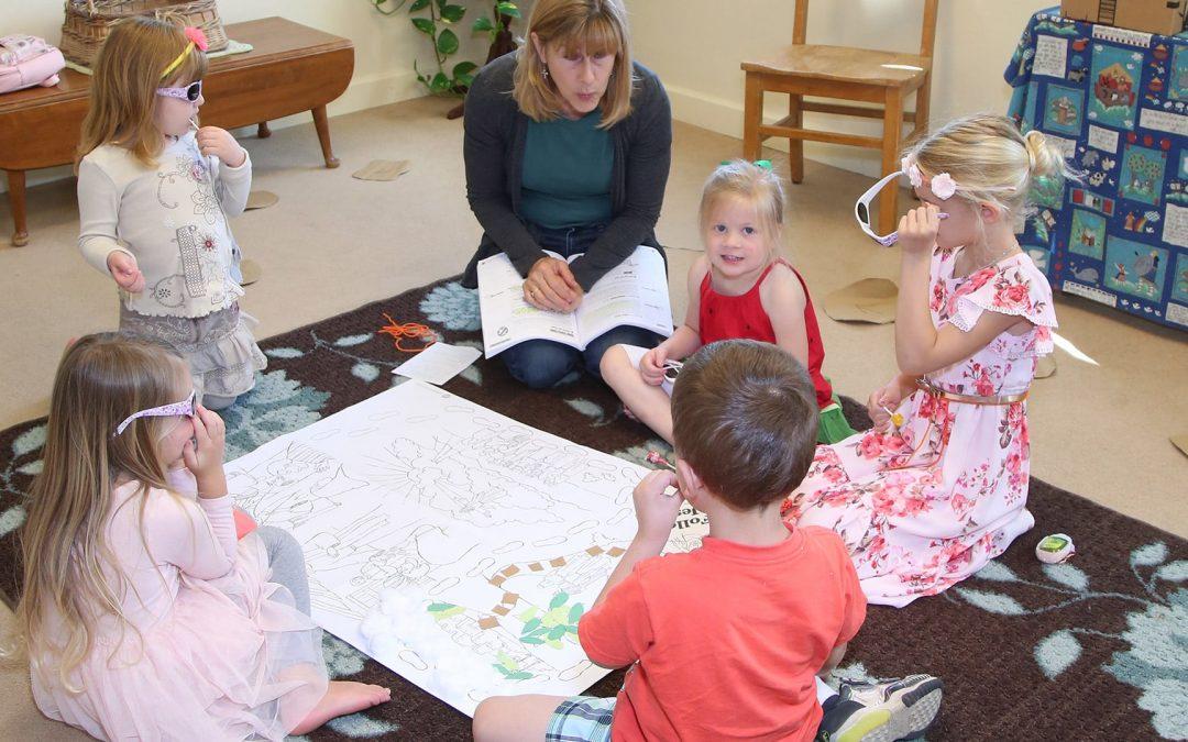 Sunday Morning for Children