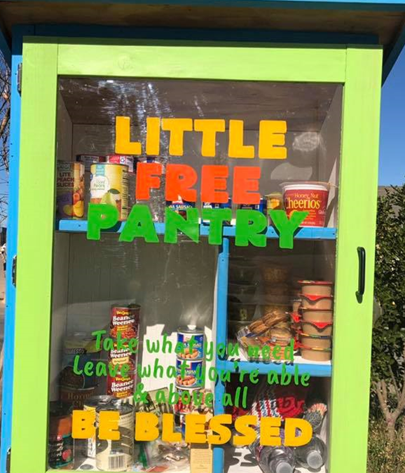 Little Free Pantry (LFP)