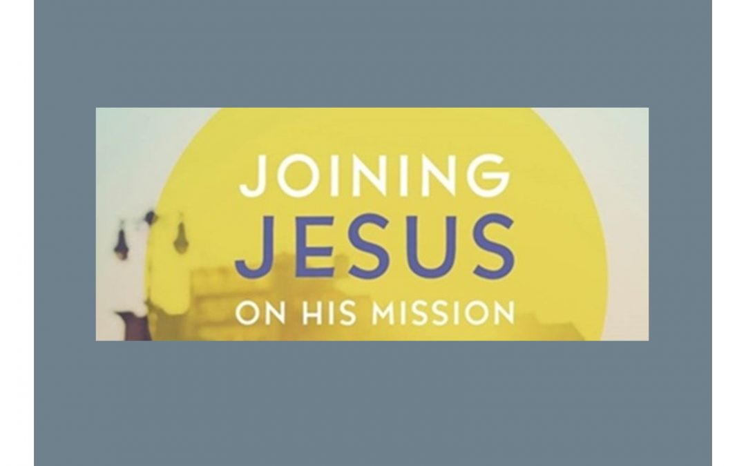 Joining Jesus Mission Conference